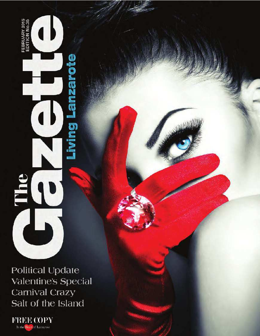 The Gazette living Lanzarote